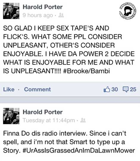BBWLA Bambi Sextape on the Way