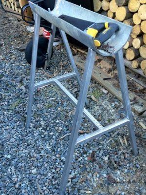 Custom woodcutter