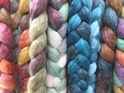 Yarn in Salida