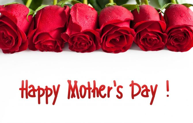 happy mothers day diary