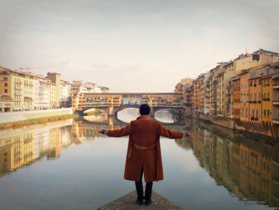 My goodbye to Florence.