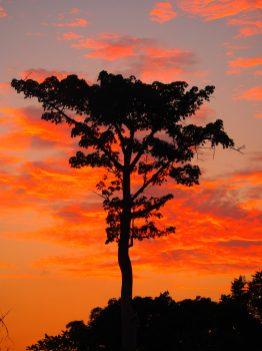 Sunset Ghana, Kpando