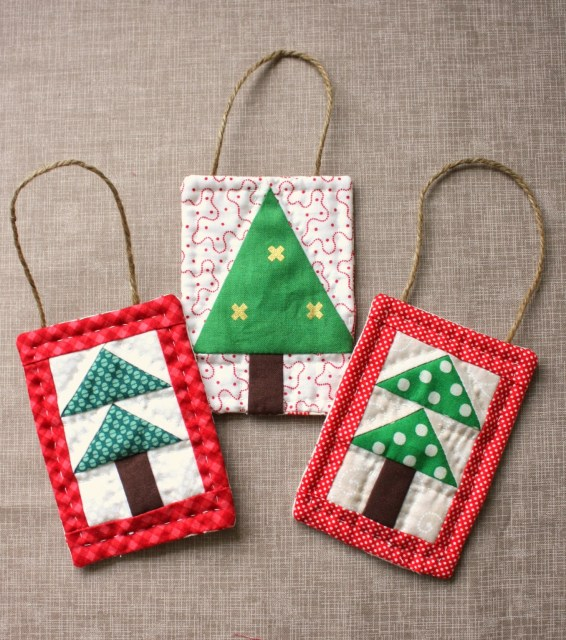 Patchwork Christmas Tree Quilt Blocks Tutorials Diary Of A Quilter