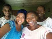Widow of 12 years, lives in Lambe inside.