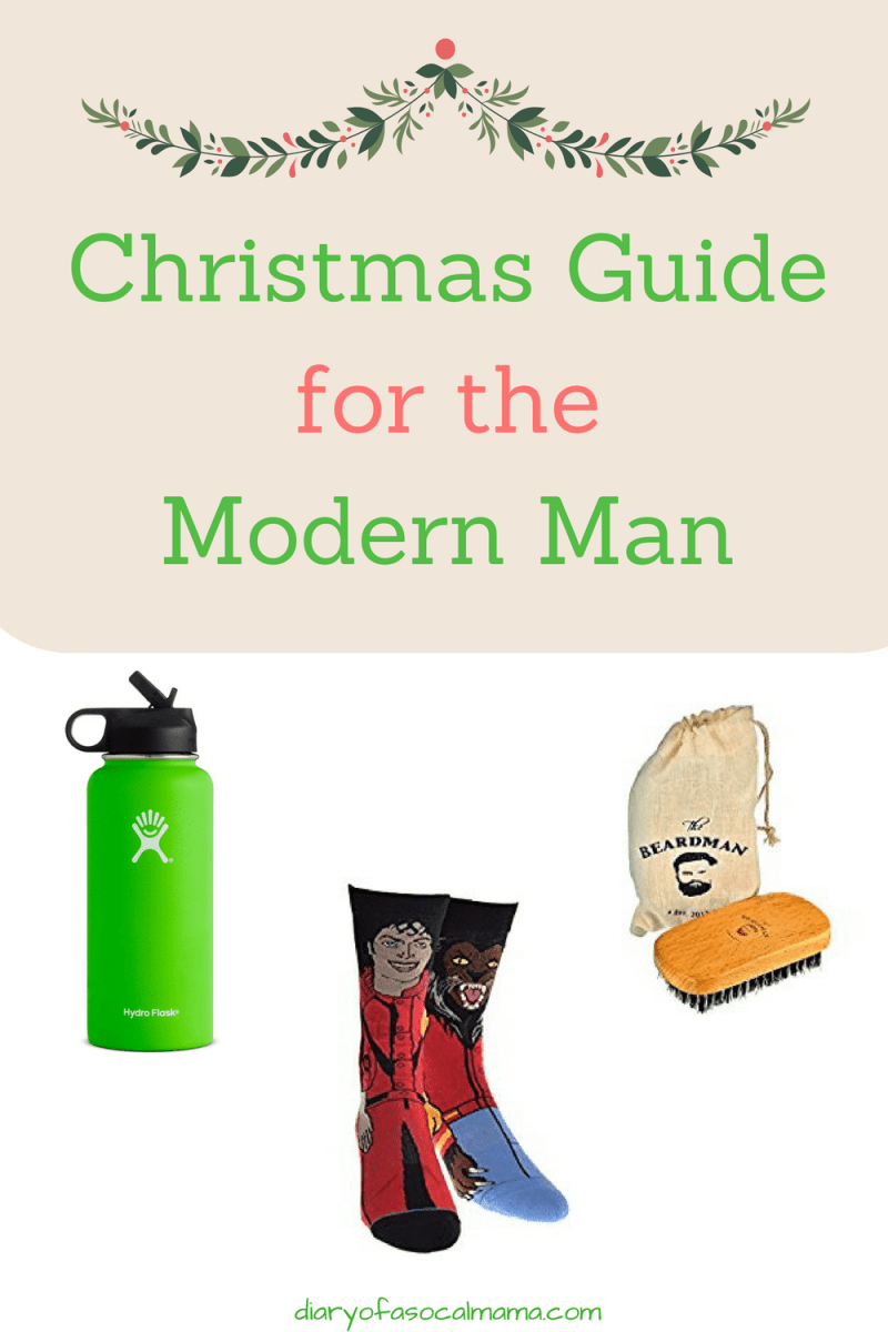 Christmas Gifts for the modern man