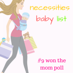 Essential items for your baby registry