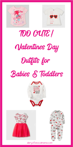 Valentines Day outfits for kids