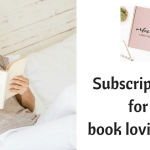 The perfect subscription box for the book loving mama