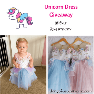 unicorn dress giveaway