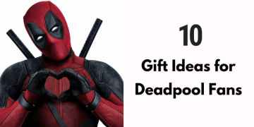 Gifts for Deadpool fans