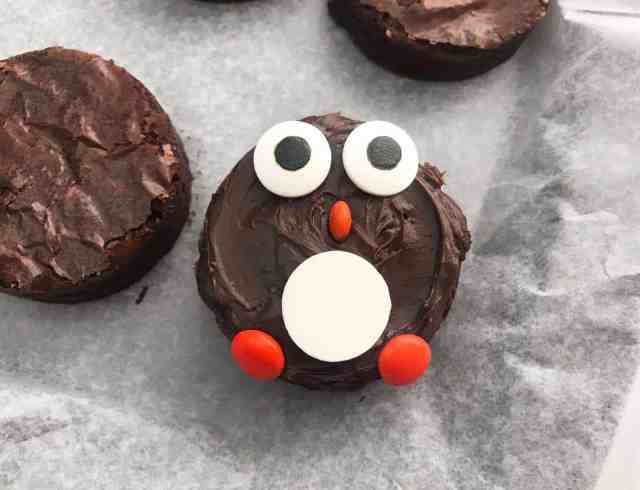 penguin christmas treats