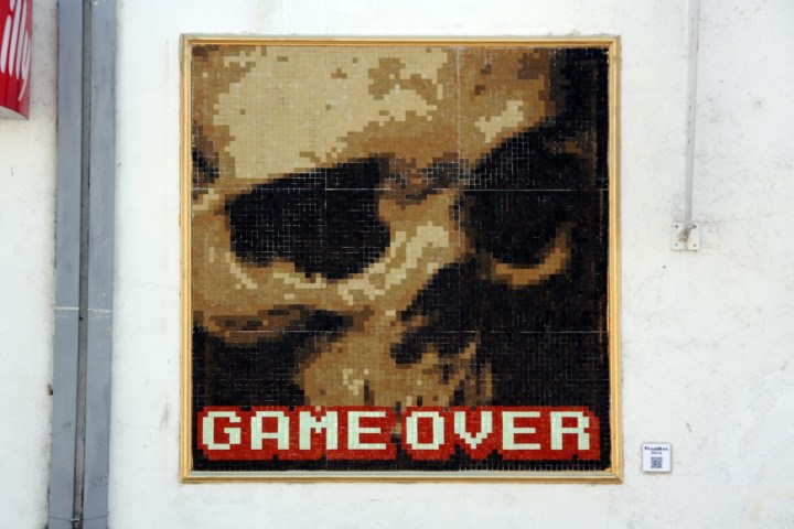 Game Over, 2013