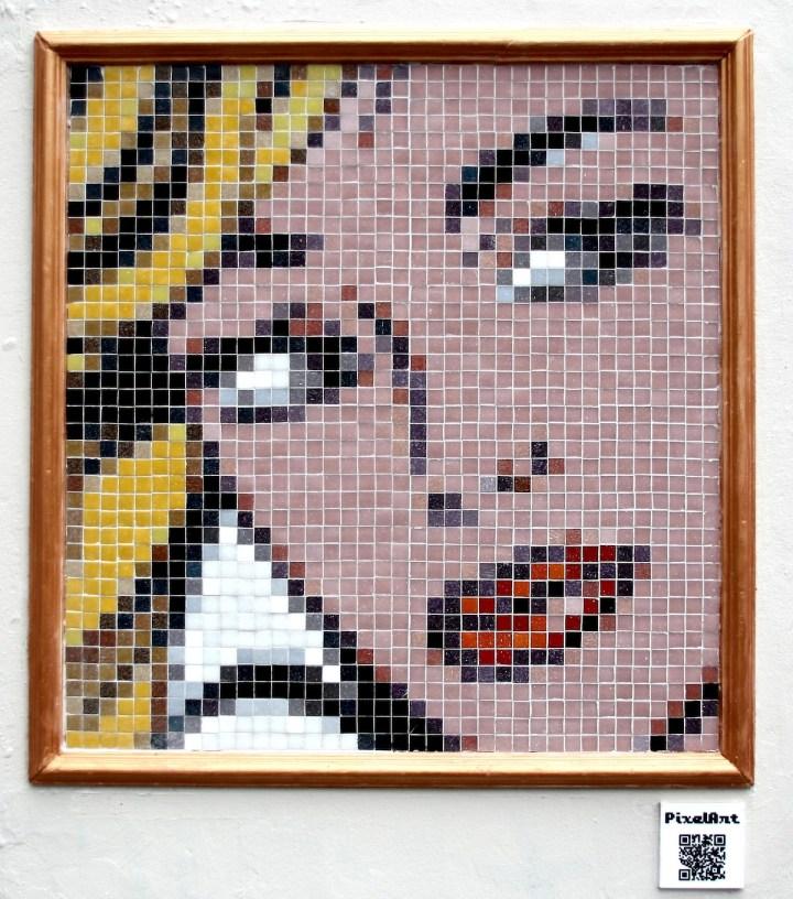 M-Maybe Remix Lichtenstein