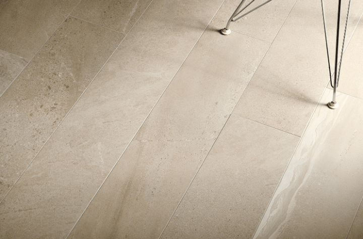 Ceramiche Coem's Brit Stone Sand in 200 by 1,200mm
