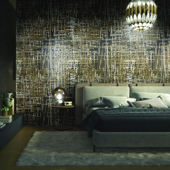 Mosaico+ Colors 10x10 (Fabric Dark Brown)