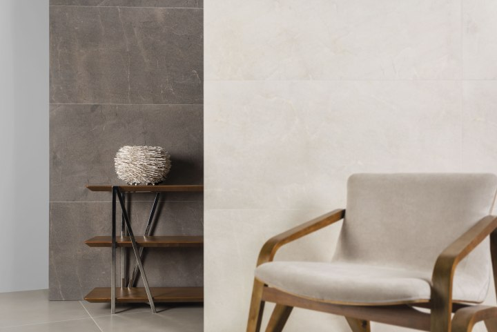 Neolimestone Grey and White by Decortiles