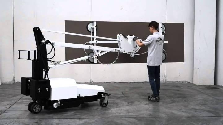Raimondi's new Roboslab