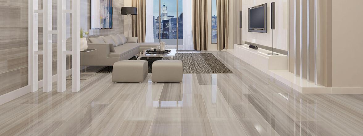 Dal Tile roomset showing tile's unsurpassed beauty