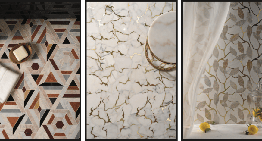French Quarter Collection by Mosaïque Surface