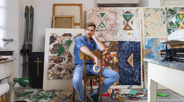 Federico Pepe Araldica Florim CEDIT new tile collection