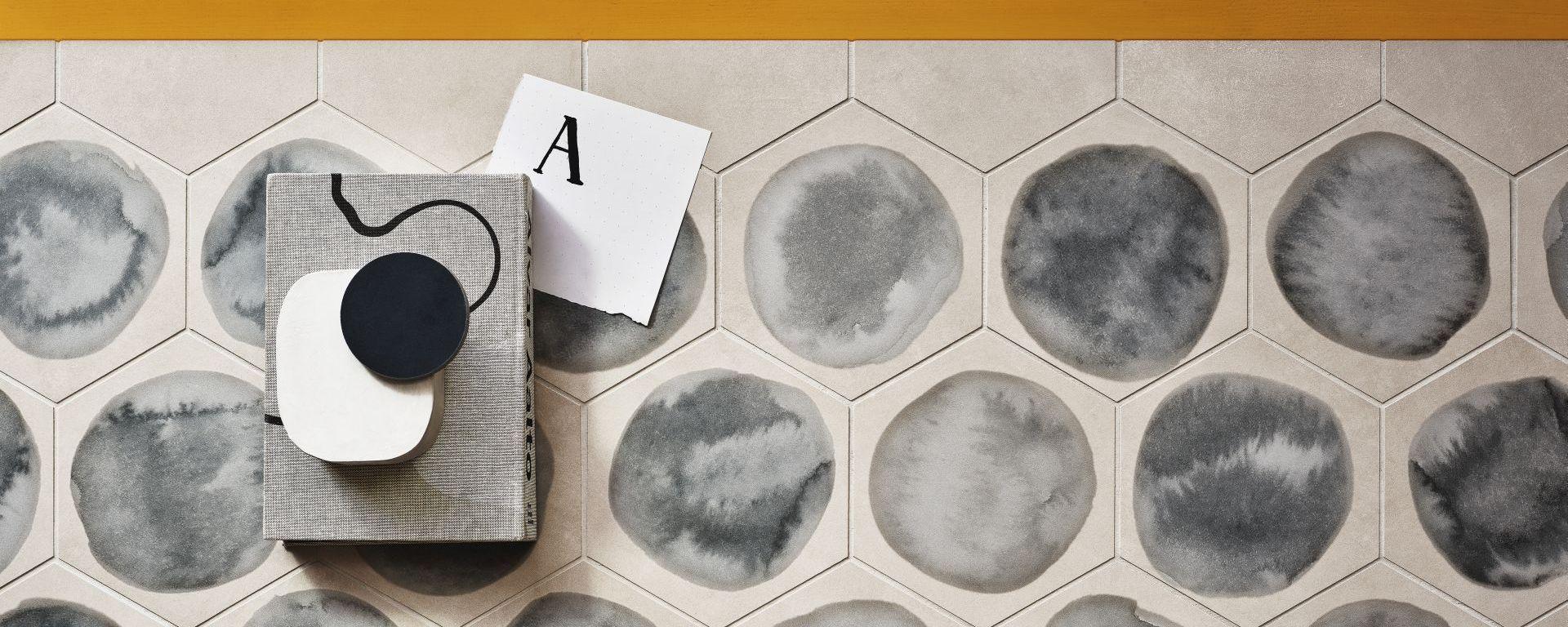 Shades Blot Dawn Nat (175x205mm) Ceramiche Piemme tile range NYCxDESIGN