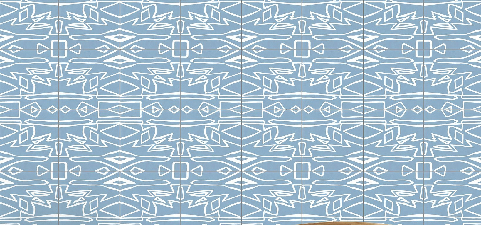 Cle Tiles design Eskayel - Akimbo