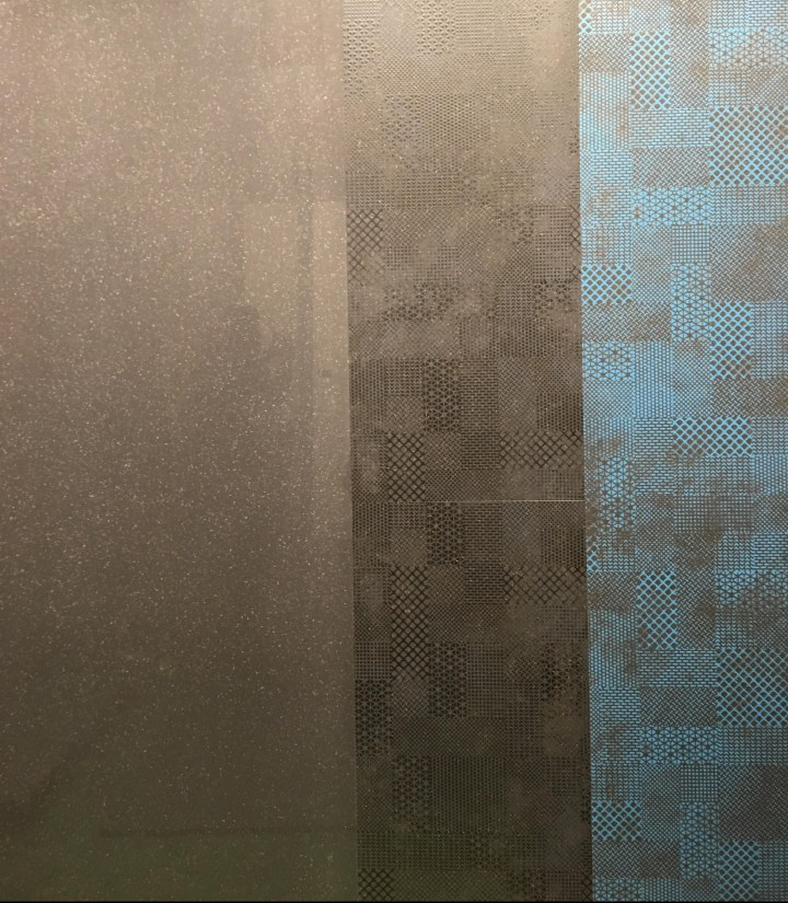 Gigacer textured colour inkjet surface cersaie 2019