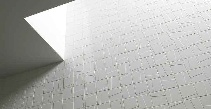 CTD Architectural Tiles 3D relief new collection