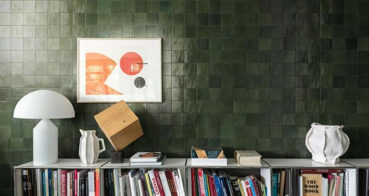 green tile 2017 colour trend