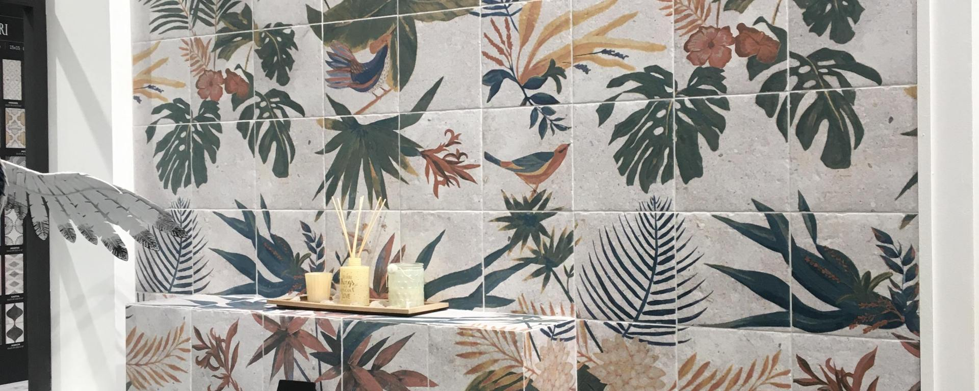Bali Stones from Mainzu tile trend 2020