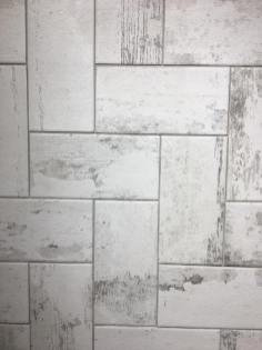 Decapé Blanco from Azulindus y Marti tile trend 2020