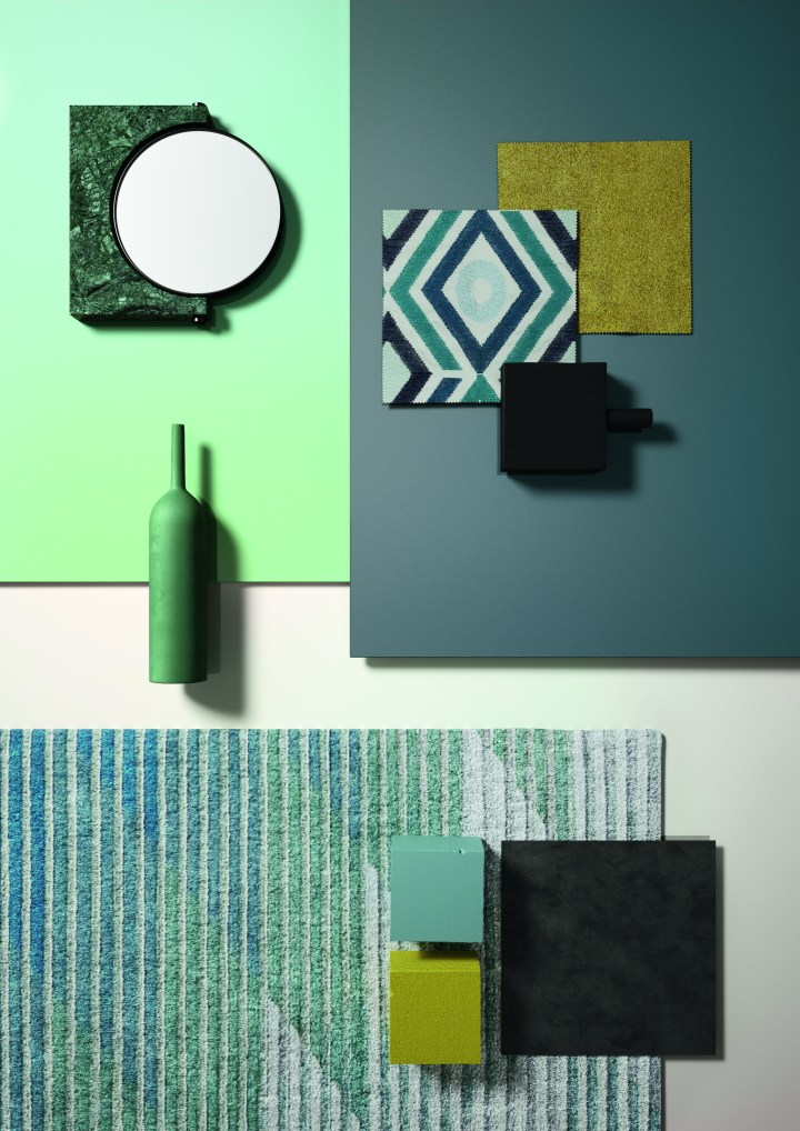 Formafantasma CEDIT Florim colourful tile collection
