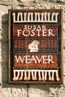 Weaver Susan Foster Sign