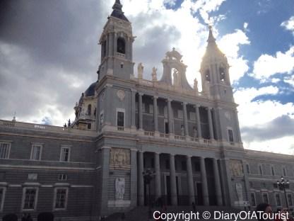 Almudena Catedral