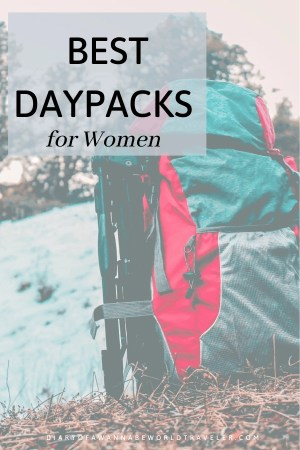 Daypacks for women