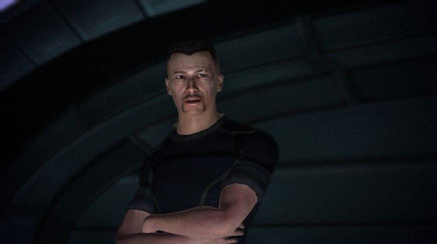 Mass Effect Commander Shepard Screenshot 1