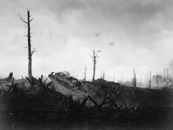 Battlefield 1 black and white screenshot 10 by Berdu