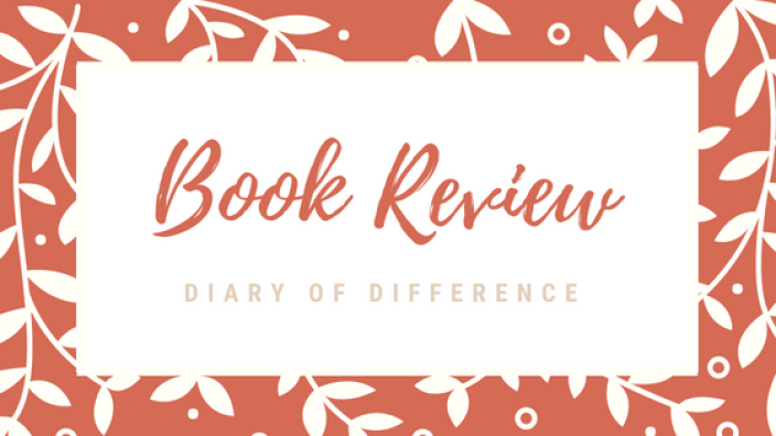book review blog diary of difference