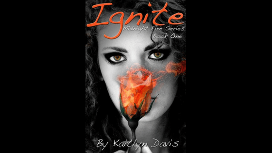 ignite kaitlyn davis midnight fire series book one book review books blog diaryofdifference