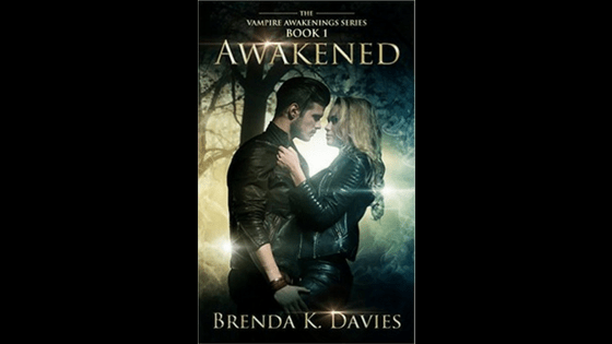 awakened vampire awakenings brenda k. davies book review blog diary of difference books love romance