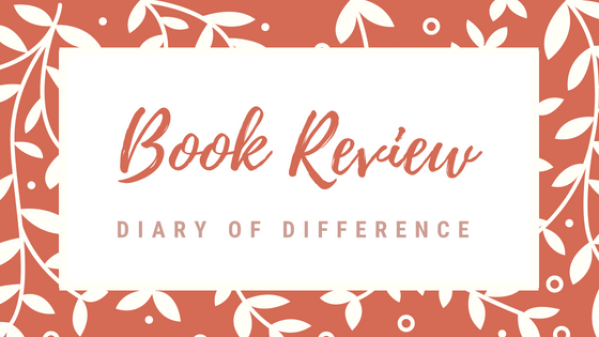 book review blog diary of difference books
