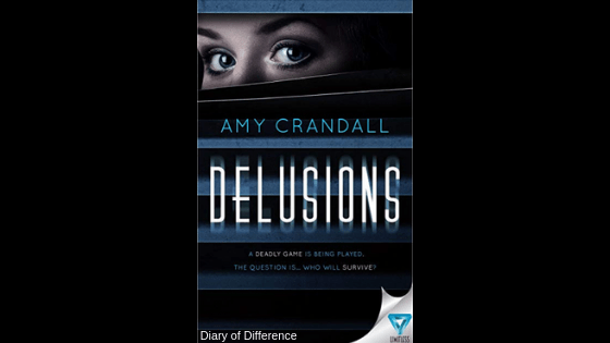 Delusions - Amy Crandall - book review - books blog diary of difference - mystery - thriller - murder
