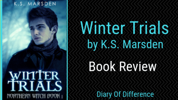 winter trials by k.s. marsden books book review blog diary of difference author series gay lgbt