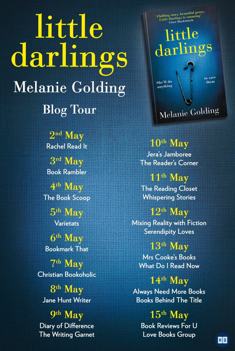 little darlings melanie golding book review books blog tour diary of difference netgalley uk goodreads booktube bookstagram
