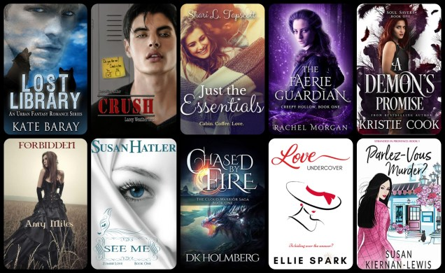 down the tbr hole j k rowling harry potter fantastic beasts the crimes of grindelwald gallowstree lane disobey erotica romance book book goodreads netgalley love diary of difference diaryofdifference the faerie guardian rachel morgan love undercover lost library crush susan hatler forbidden amy miles susan kiernan-lewis