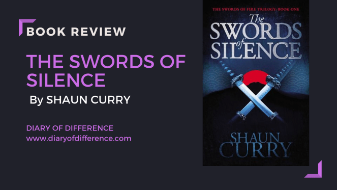 The swords of silence by shaun curry book review books netgalley goodreads love reading uk harper collins harpercollins japan christianity religion shogun