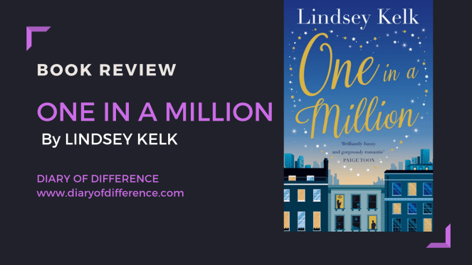 one in a million lindsey kelk book review books goodreads netgalley romance contemporary love social media instagram
