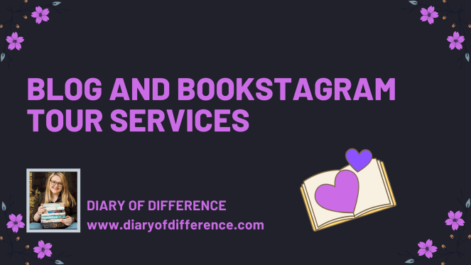 Blog and Bookstagram Tour Services