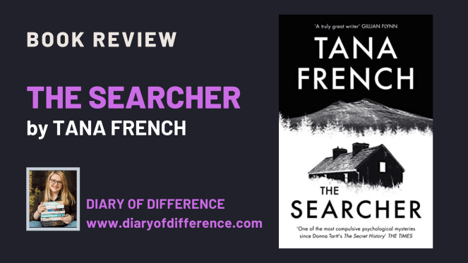 The Searcher by Tana French [BLOG TOUR]