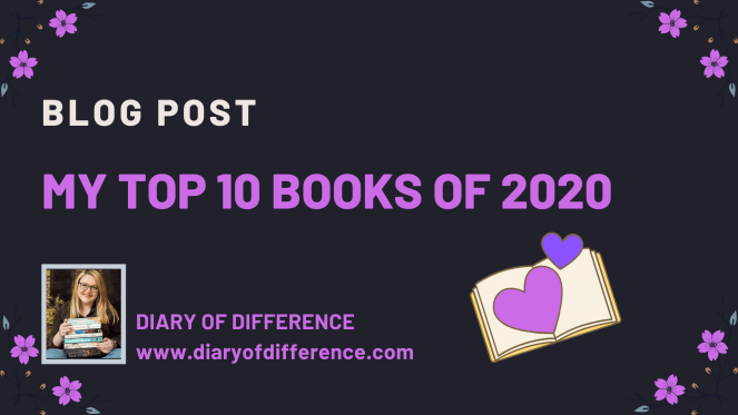 My Top 10 Books Of 2020